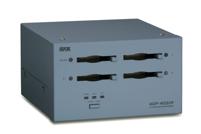 CFカードギャングプログラマ「AGP-403CF」