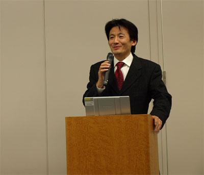 慶応擬塾大学大学教授,武田圭史氏