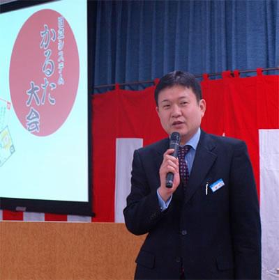日立システムアンドサービスセールスプロモーション部部長 野中秀弥氏