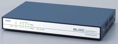 ギデオン BLOC system PortControl