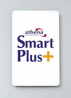 非接触スマートカード「Athena Smart Plus」