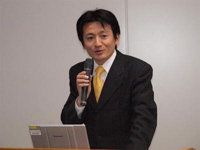 慶応義塾大学 環境情報学部 教授 武田圭史氏