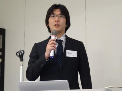 トレジャーデータのサービスについて語る太田一樹CTO