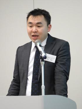 芳川裕誠氏