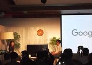 発表会の最中,キッチンやリビングを想定したGoogle Home/Google Home miniの利用シーンをイメージしたデモが行われた