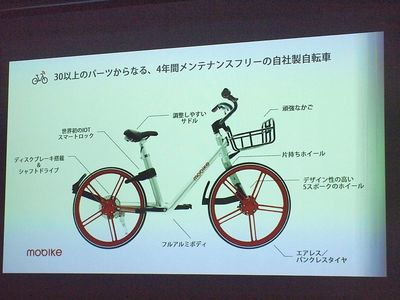 Mobikeの特徴