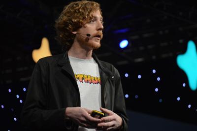 GitHub CEO クリス・ワンストラス氏