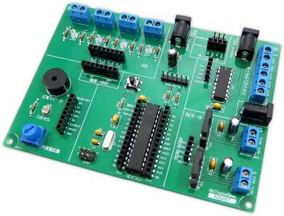 Arduinoで楽しむ鉄道模型実験ボード