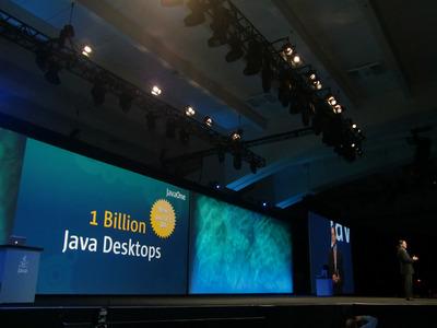 写真6 1 BillionのDesktop Java