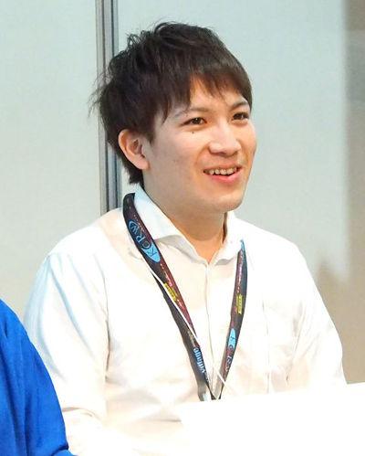 櫻井裕基氏