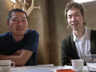 嶋田さんと來島さん