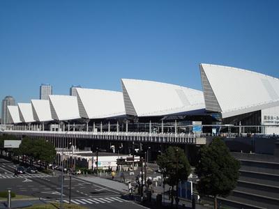 写真1 パシフィコ横浜