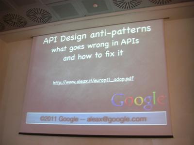 GOOD API DESIGN: 優れたAPIデザイン