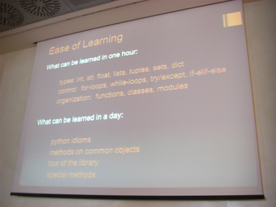Ease of Learning