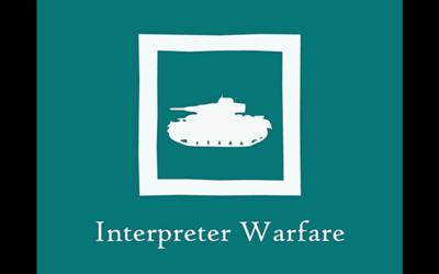 インタープリターとの魔大戦