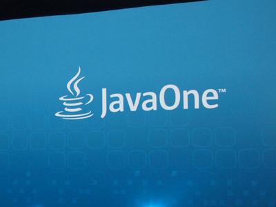 JavaOneのロゴが約1年3ヵ月ぶりに戻ってきた。