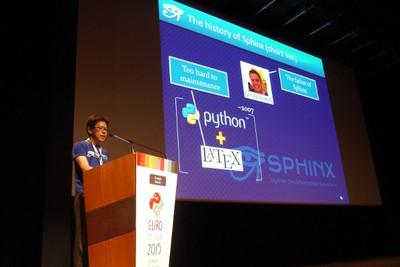 Sphinxが作られた経緯を紹介。以前のPython公式ドキュメント作成は大変だった