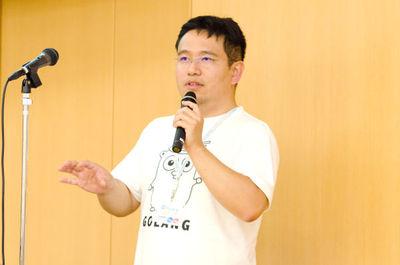 写真10 Yusuke MURAOKA氏