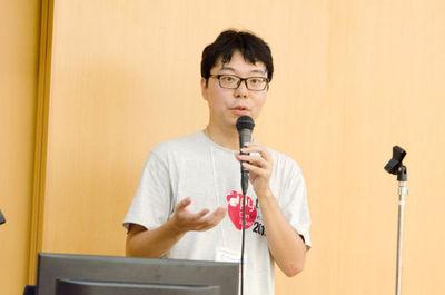 写真11 Yusei Tahara氏