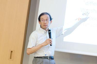写真12 Toru Miura氏