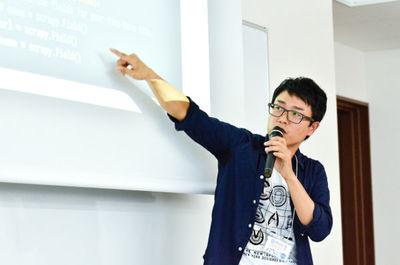写真13 Hironori Sekine氏