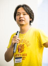 LINE株式会社 サービス開発1室の松野徳大氏