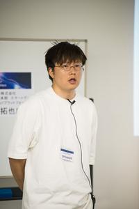 ヤフーのIDサービス統括本部 スマートデバイスユニット IoTプラットフォームの瀬高拓也氏