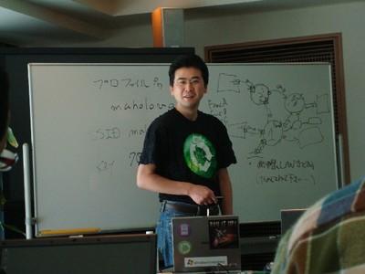 太田寛氏(マイクロソフト 組込みエバンジェリスト)
