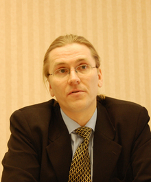 Mikko Hypponen氏(Chief Research Officer, F-Secure Corporation)