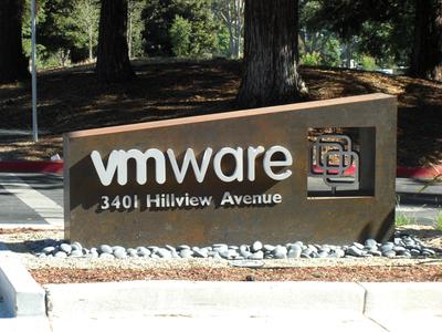 写真1:VMeware, Inc.