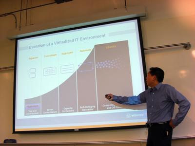 写真4:仮想化IT環境の進化