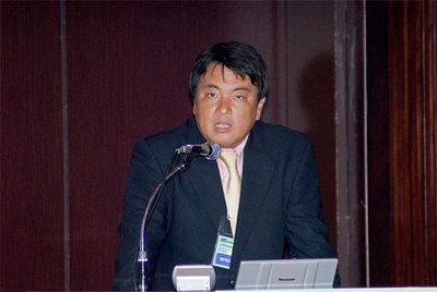 藤井義隆氏(Photo:蝦名悟)