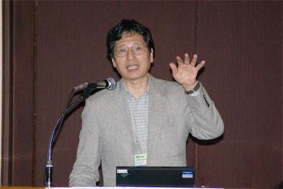 松尾谷徹氏(Photo:蝦名悟)