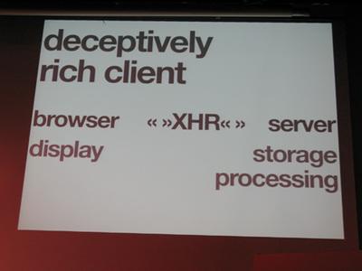 写真6 Deceptively rich clientに対する,Hijaxの概念図