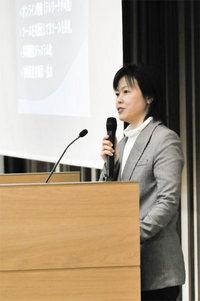 アイビー・ウィー株式会社 今駒哲子氏