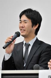 福田博一氏