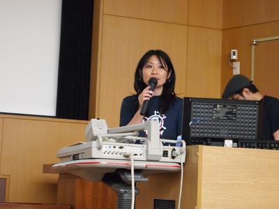 マクラケン直子氏は,WordPressの普及に向けてイベントでの講演の他,各種雑誌や書籍での執筆も行っている。先月末に発売された『Web Site Expert #30』でもWordPress特集の執筆を行った。