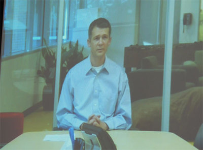 Linus Upson氏