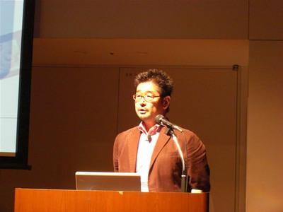 株式会社東芝の広告部国内広告担当部長代理/WEB戦略広告チーム 荒井孝文氏