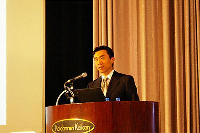 Google Inc. コンテンツ担当副部長 デービッド・ユン氏