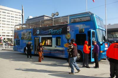 図1 HearPlanetのバス