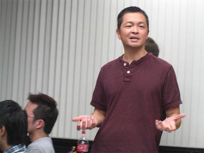 COOのBrian Tsai氏