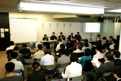 会場は満席になり,Webアクセシビリティへの関心の高さが伺えた。