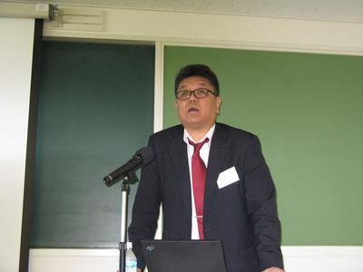 写真1 (株)マジカジャパン 代表取締役社長 羽生章洋氏