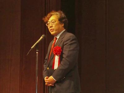 これまでの開催,第3回のエントリおよびノミネートサイトに関してコメントした慶應義塾大学教授 中村修氏。