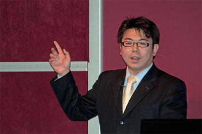 マイクロソフト株式会社 エバンジェリスト 長沢 智治氏