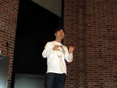 Contact Form 7の開発者として,世界各地のWordPressユーザに知られる三好氏。