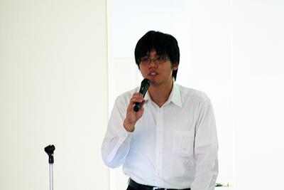 田中邦裕氏