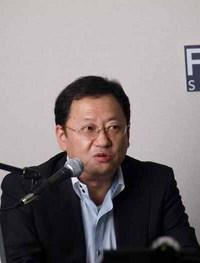 FatWire株式会社 営業部 ディレクター 佐藤高生氏