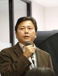 FatWire株式会社 代表取締役社長 田中猪夫氏